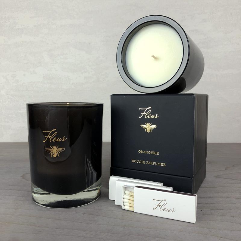 Fleur Collection Candle Maisonette